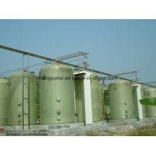 Fertilização de alimentos ou tanque de fabricação de FRP
