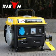 BISON (CHINA) Zhejiang Generador de Gasolina de 2-Strokes 50: 1 para el Hogar 950
