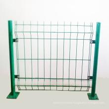 100x200cm welded wire mesh panel  metal fence decorative garden door