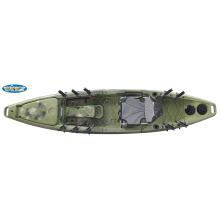360 Angler Plastik Fischen Kajak Fischerboot