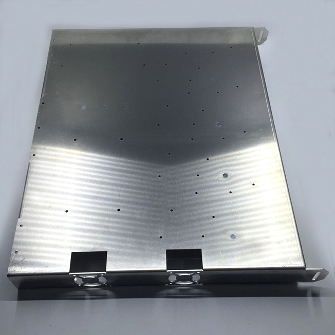 large aluminum parts