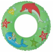 50cm PVC aufblasbarer Baby-Schwimmen-Ring