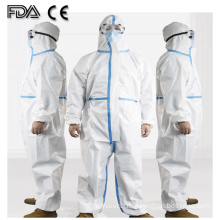 Disposable Medical Protective Isolation Overalls Suit