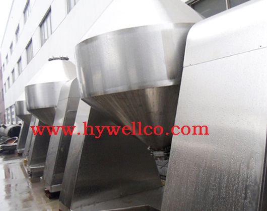 High Efficiency Vacuum Rotary Dryer