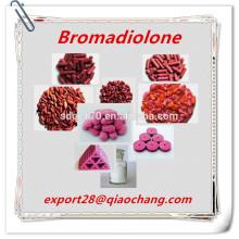 Rodenticide Bromadiolone 0.005% Bait 98%TC CAS: 28772-56-7