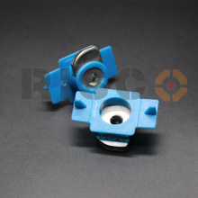 Stainless Steel Nut Plastic Wing Nut Customized