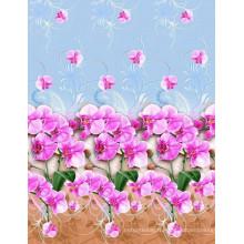 Design populaire tissu imprimé 100% coton pour textile domestique