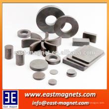 High quality ring/block Sintered Hard Ferrite Magnet