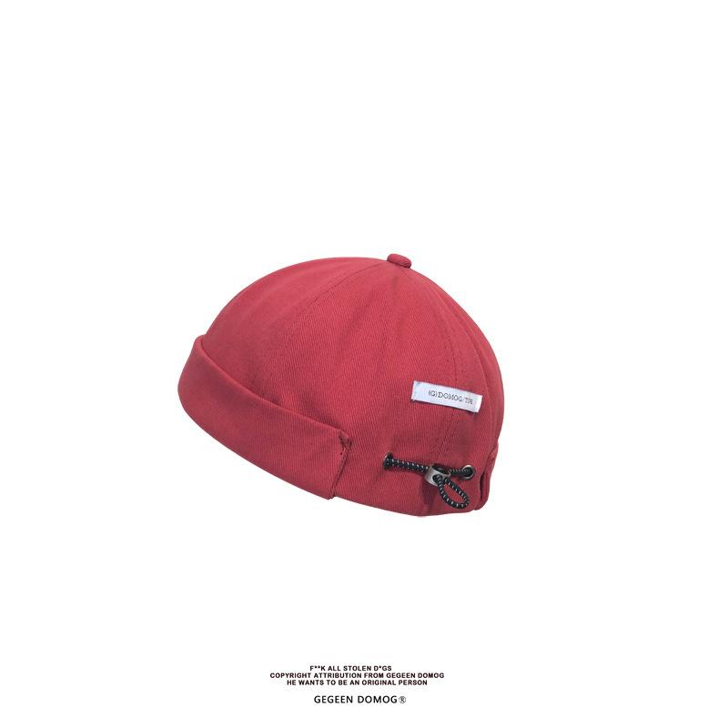 Autumnwinter yuppie hat hooligan beanie hat (9)
