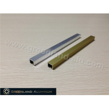 Aluminio Listello Trim Profile 8mm Altura