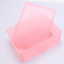 Hot Selling Plastic Bra Box com tampa