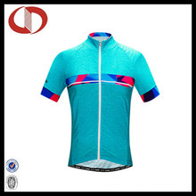 Hot Sale Custom Logo Shorts Sleeve Cycling Jersey for Men