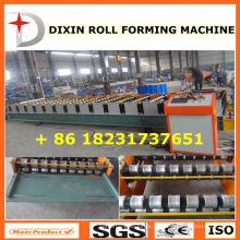 Máquina formadora de rolos de folha PPGI