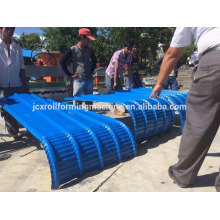Hot sale! Curving roll forming machine for india