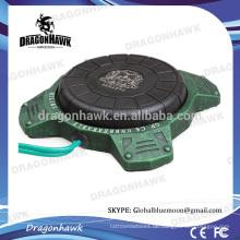 Elektrischer Fußschalter-Schalter / Fußpedal für Tätowierung-Energie-grüne Farbe Tätowierunggewehr