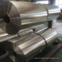 Jumbo Rolls Folha de alumínio para tampas de iogurte