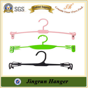 Manufacturer Best Selling Customized Lingerie Hanger in Plastic