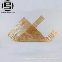 Kleine billige Einkaufst-T-Shirt-Kunststoffgrifftaschen