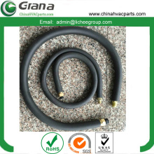 Black rubber copper-aluminum pipe
