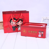 Wedding Tin Box 6