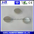 Ímãs pequenos e finos do neodímio da forma do disco para a bolsa