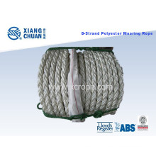 Eight-Strand Polyester Rope