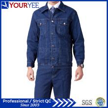Ropa de trabajo asequible vaqueros traje uniforme de alta calidad (ymu123)