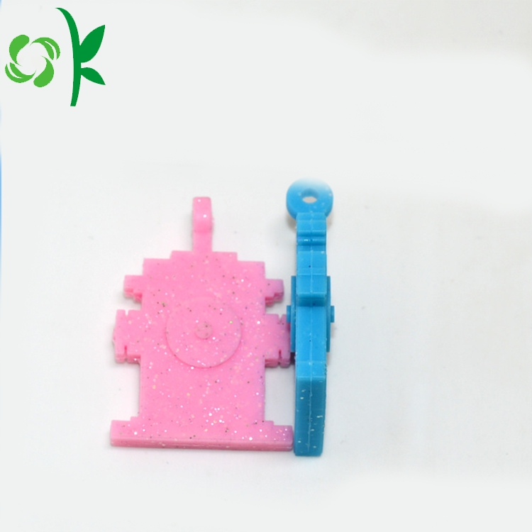 Silicone Code Pet Tag