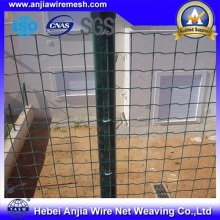 Welded Galvanized Iron Wire Mesh for Euro Fence