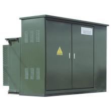 Transformateur solaire Transformateur monté sur poteau Transformateur élévateur (ZGS-Z. G- / 11)