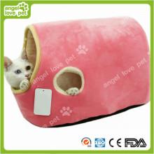 Alta calidad de moda cómoda casa de perro de mascota y cama