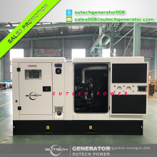 Powered by original UK engine 1104A-44TG2, diesel generator set 90 kva price
