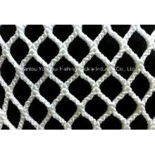 Nylon / Polyester knotenloses Fischnetz
