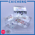 PVC Material phone case packaging custom size clear PVC box