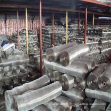 Treillis métallique en acier inoxydable pour le filtrage