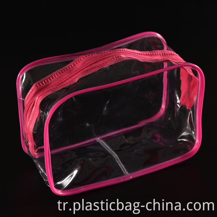 Multi-Functional-Travel-Clear-Transparent-Toiletry-Zip-Pouch-Plastic-PVC-Bags-Makeup-Cosmetic-Bag-4