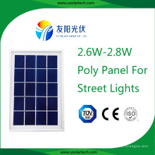 2.7W Outdoor Mini Solar Panel for Sale