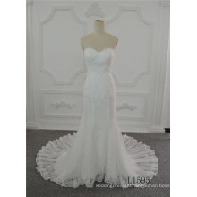 Sexy Wedding Dress Mermaid Ivory Wedding Dress Sweetheart