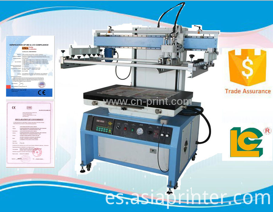 screen printer LC-6090p