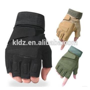 Mitad dedos Guantes militares en venta