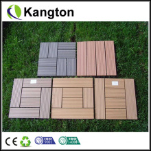 Outdoor Easy Install DIY WPC Tile (WPC tile)