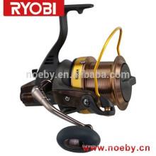 Оптовые Япония RYOBI NAXO Золотые спиннинговые отталкивающие рыболовные катушки
