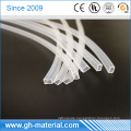 Transparent Rectangular Silicone Tube for LED Strip 10mm