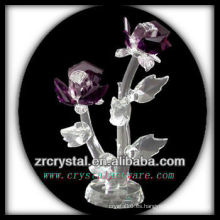 K9 Purple Crystal Flower