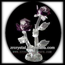 К9 Фиолетовый Кристалл Цветок