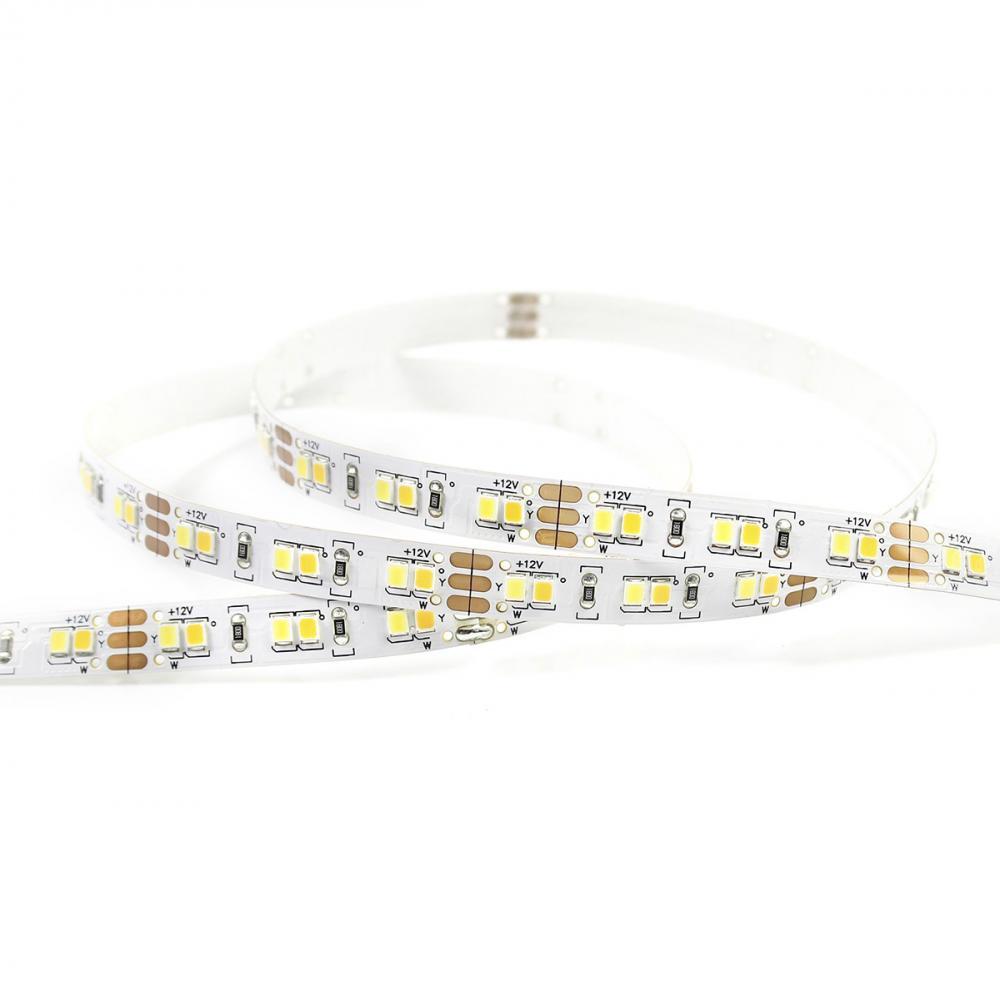 Led Multi White Ribbon