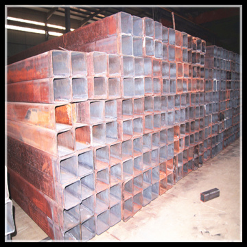 20mm Square dan Rectangular Steel Tubing