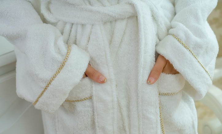 Top Quality Customized Bathrobe