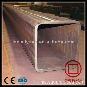 400x600mm Sejuk dibentuk Steel Hollow Section Rectangular Tube