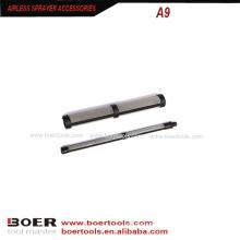 Airless Sprayer piston pump filter